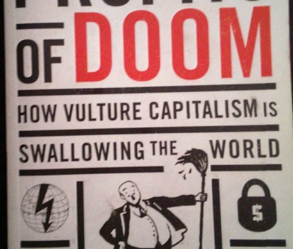Book Review: Profits of Doom by Antony Loewenstein