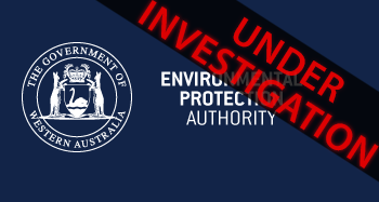 Investigate the EPA in WA. #100DaysOfBlogging #Day18