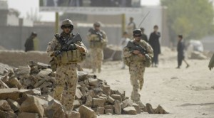 Australian Forces in Afghanistan