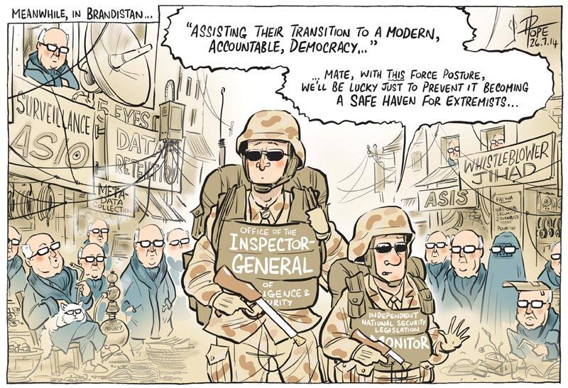 Courtesy of David Pope