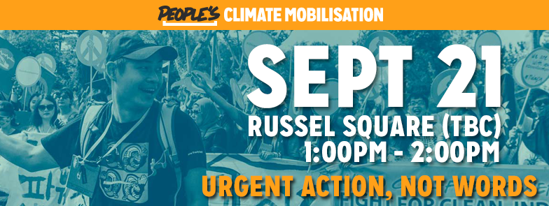 People's Climate Mobilisation - Perth, September 21, 2014