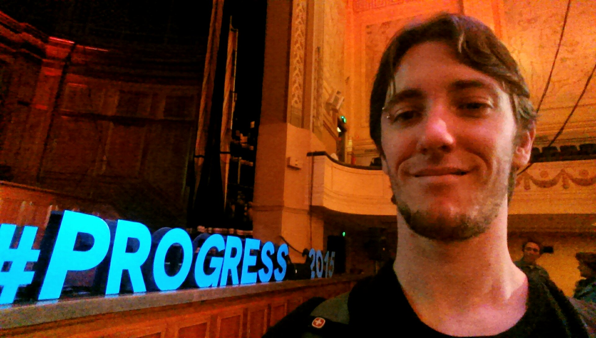 We need each other… (The best words from Progress 2015)