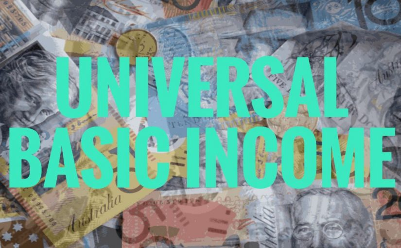 Universal Basic Income - what to do about wealthy people?